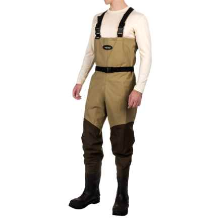 Frogg Toggs Canyon Bootfoot Waders - Felt Sole (For Men) in See Photo - Closeouts