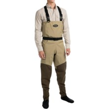 Frogg Toggs Canyon Stockingfoot Breathable Waders - 2-Tone (For Men) in Khaki/Stone - Closeouts