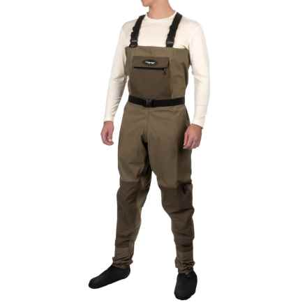 Frogg Toggs Hellbender Breathable Stockingfoot Waders (For Men) in See Photo - Closeouts