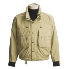 Frogg Toggs Hellbender Wading Jacket - Waterproof in Khaki - Closeouts