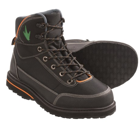 Frogg Toggs Kikker Guide Wading Boots (For Men) in Black