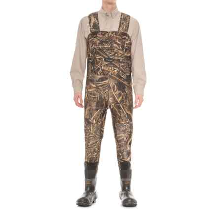 Frogg Toggs Marsh Togg Waders - Cleated Bootfoot, 3.5mm in Realtree Max 5