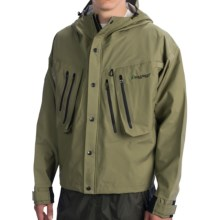 Frogg Toggs Pilot Wading Jacket (For Men) in Light Olive - Closeouts