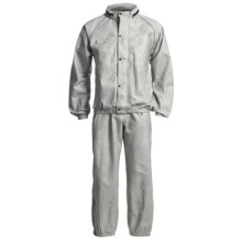 Frogg Toggs Road Toad Reflective Rain/Wind Suit (For Men) in Grey - Closeouts