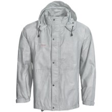 Frogg Toggs Tekk Toad Rain Jacket - Waterproof (For Men) in Grey - Closeouts