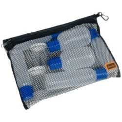 Frontier Carry-On Bottle Set in Clear