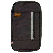 Frontier Deluxe RFID Document Organizer in Black - Closeouts