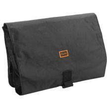 Frontier Hanging Toiletry Kit in Black - Closeouts