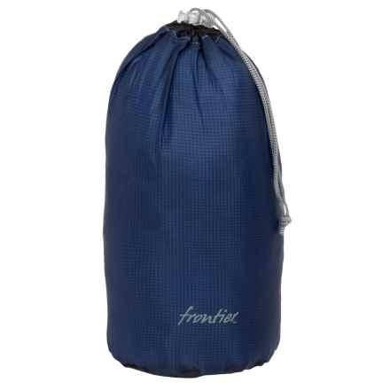 Frontier Lightweight Stuff Bag - Large in Blue - Closeouts