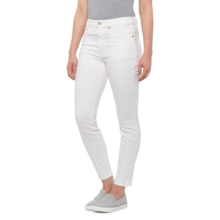 a2c78e82 Frye Apparel Winter White Veronica Crop Skinny Jeans (For Women) in Winter  White