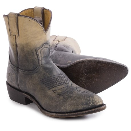 Frye Billy Short Boots Leather (For Women)