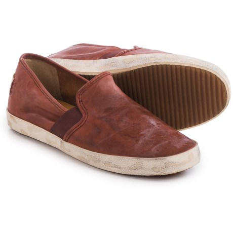 Frye Dylan Slip On Shoes Leather (For Women)