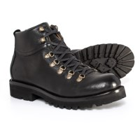 Deals on Frye Earl Hiker Leather Mens Boots