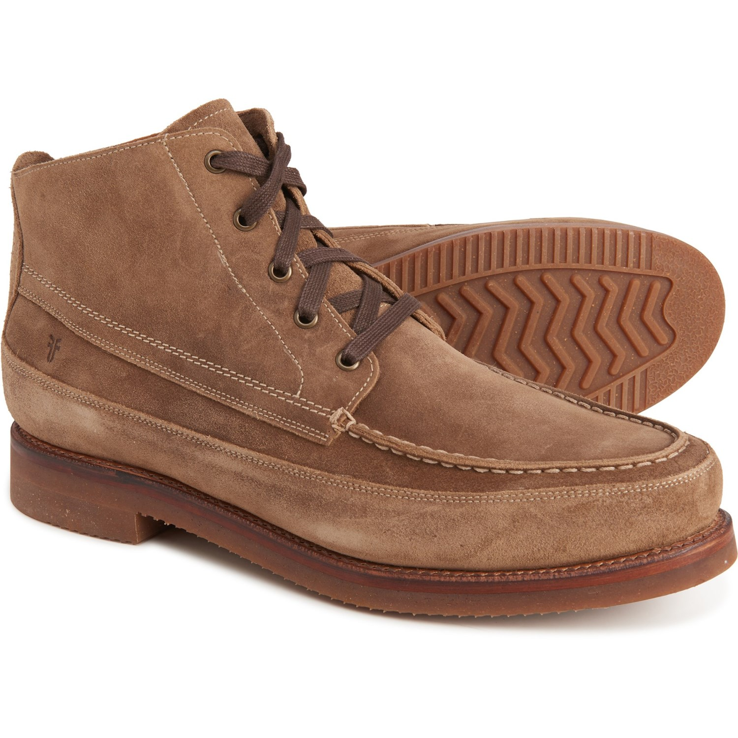 Frye Field Lace-Up Chukka Boots (For