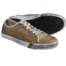 Frye Greene Low Lace Shoes - Leather (For Men) in Brown - Closeouts