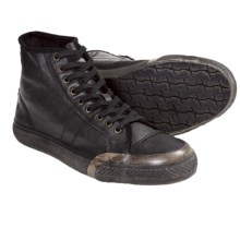 Frye Greene Tall Shoes - Lace-Ups (For Men) in Black - Closeouts