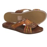 Frye Jacey Huarache Slide Sandals - Leather (For Women)