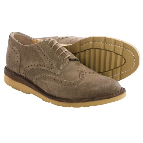 Frye Jim Wedge Wingtip Shoes (For Men)