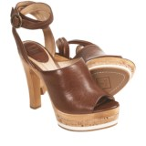 Frye Kara Trapunto Sandals - Leather (For Women)