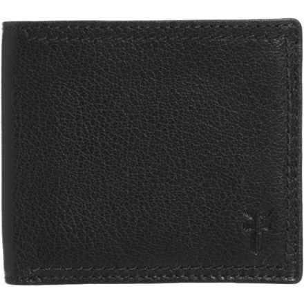 Frye Owen Billfold Wallet - Leather (For Men) in Black - Overstock