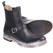 Frye Prescott Chelsea Boots - Leather (For Men) in Black - Closeouts