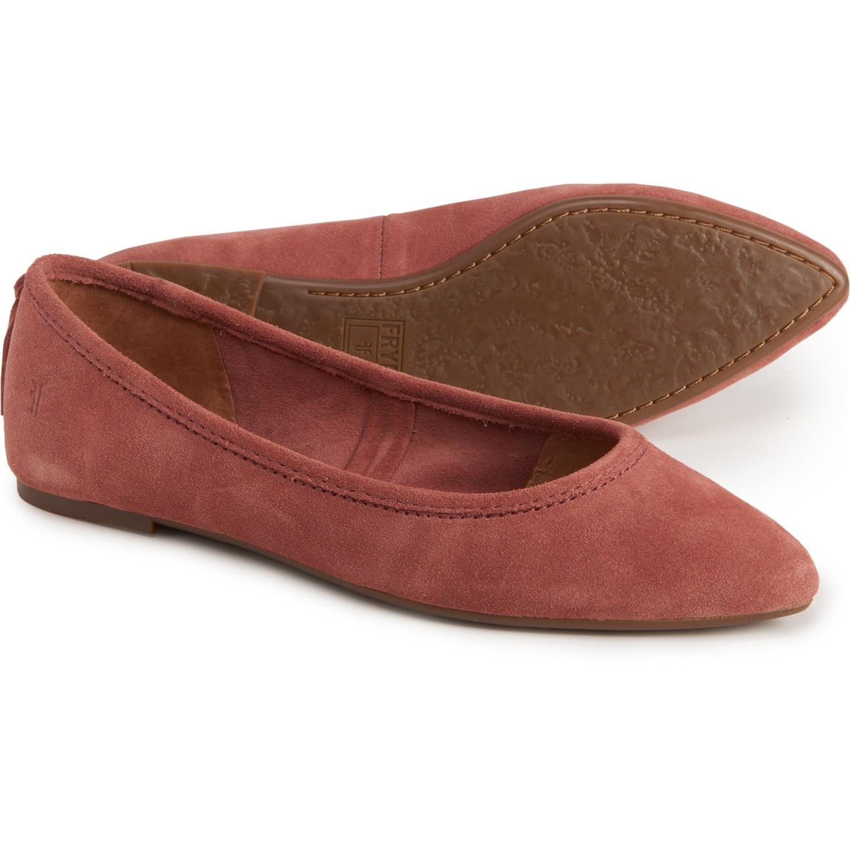 Frye Regina Ballet Flats (For Women