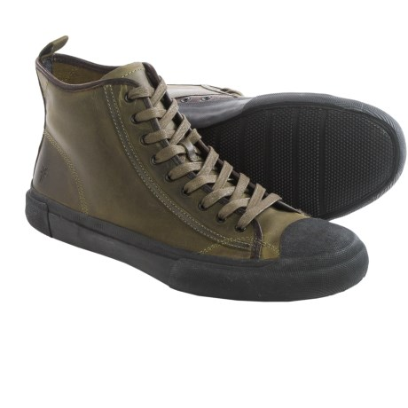 Frye Ryan Mid Lace Sneakers Leather (For Men)