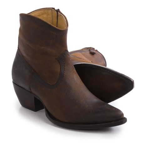 Frye Sacha Short Ankle Boots Leather (For Women)