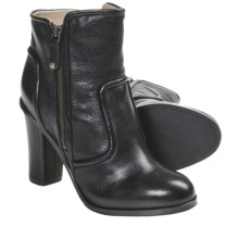 Frye Sylvia Piping Boots (For Women) in Black - Closeouts