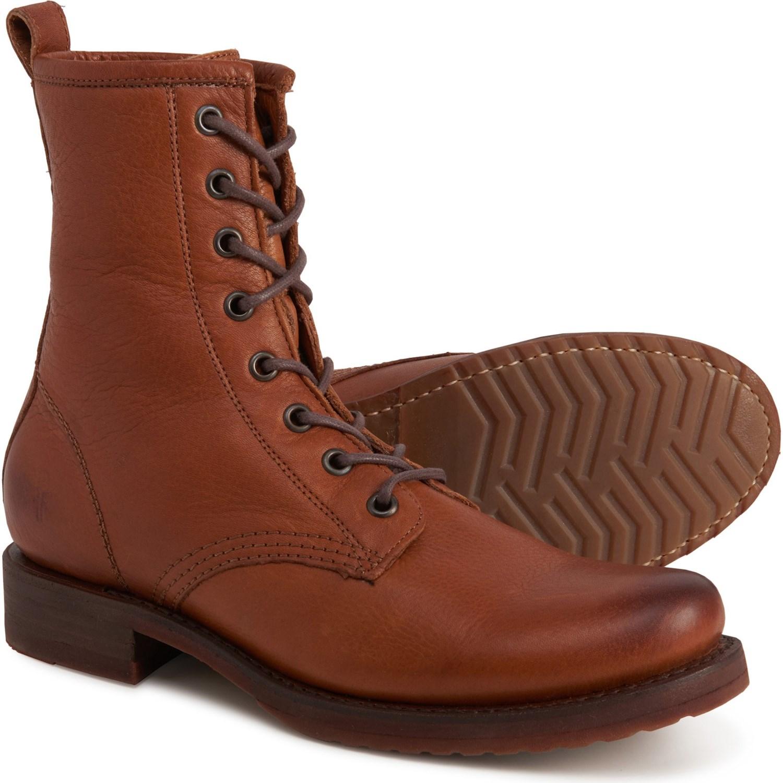 Frye Veronica Combat Boots (For Women