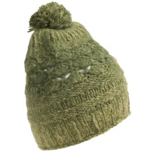 Fu-R Headwear Fluffer Nutter Hat - Fleece Lining (For Women) in Aloe - Closeouts