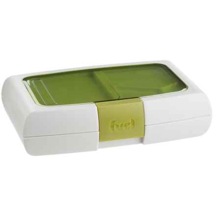 Fuel Bento Lunch Box in Green - Closeouts