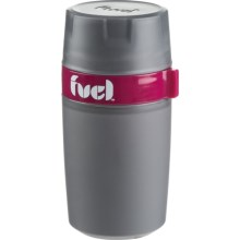 Fuel Double-Wall Food and Beverage Container - 12 oz. in Pink - Closeouts