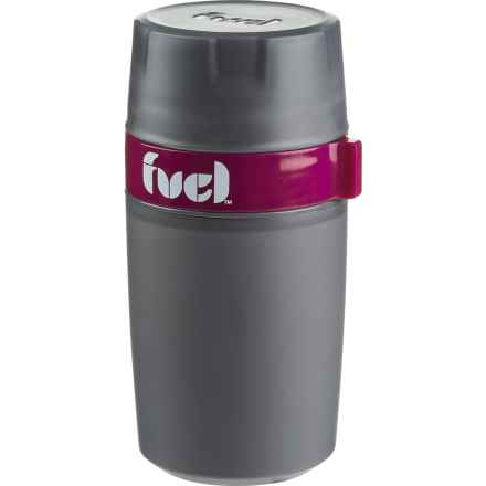 Fuel Double-Wall Food and Beverage Container - 12 oz. in Purple - Closeouts