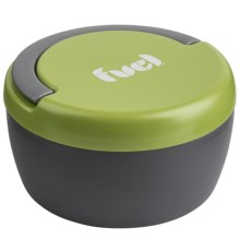 Fuel Double-Wall Glacier Food Container - 8 oz. in Green - Closeouts