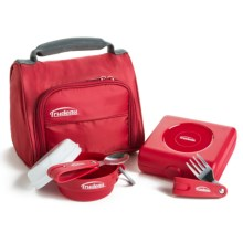 Fuel Lunch Kit - 5-Piece in Red - Closeouts