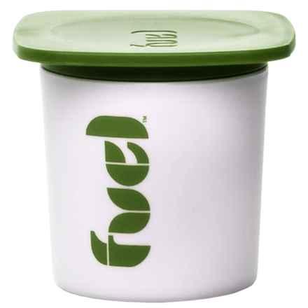 Fuel Snack Pod - BPA-Free, 4.5 oz. in Green - Closeouts