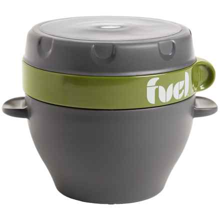 Fuel Soup On-the-Go Container - 16 oz. in Green - Closeouts