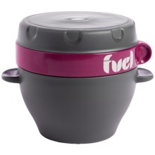 Fuel Soup On-the-Go Container - 16 oz. in Pink - Closeouts