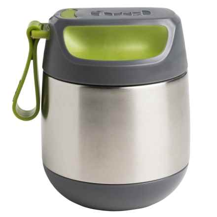 Fuel Stainless Steel Vacuum Food Jar - 12 oz. in Green - Overstock