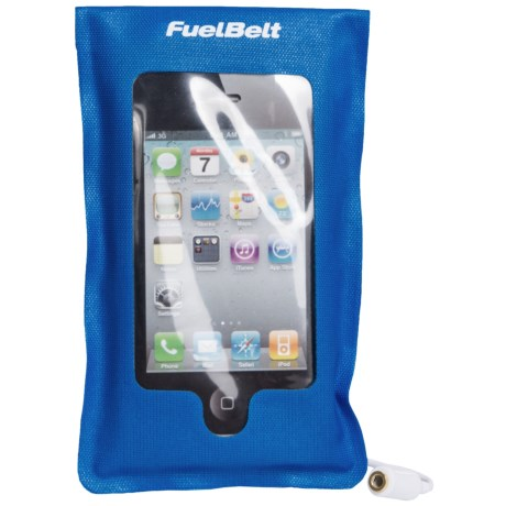 FuelBelt Kauai iPhone® Case with Headphone Jack in Blue