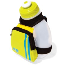 FuelBelt Kids Dash Palm Bottle Holder - 7 fl.oz. in The Brazilian - Closeouts