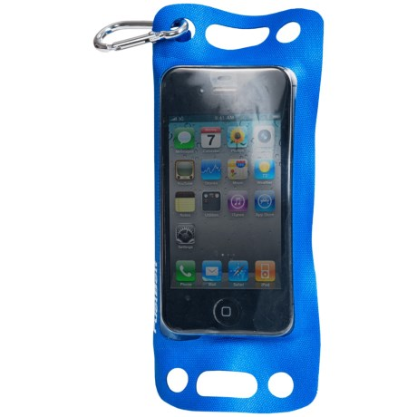 FuelBelt Kona iPhone® 4/4S Case - Waterproof in Blue
