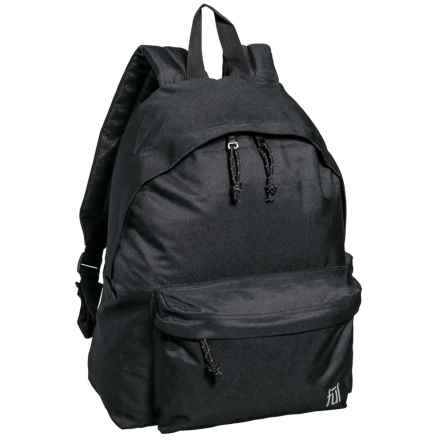 Ful Seamus Backpack in Black - Closeouts