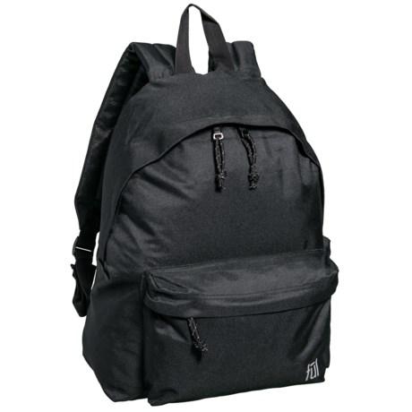 Ful Seamus Backpack in Black