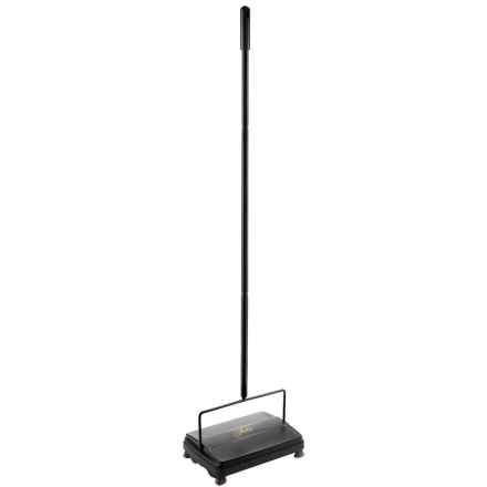Fuller Brush Company Electrostatic Carpet Sweeper in Black - Closeouts