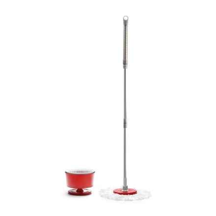 Fuller Brush Company Spin Mop Junior Set in Red - Closeouts