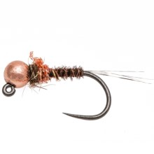 Fulling Mill Pheasant Tail Hot Spot Barbless Jig Nymph - Dozen in See Photo - Closeouts