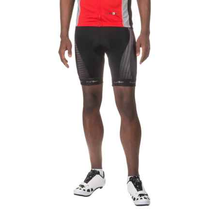 Funkier Summer Elite Bike Shorts (For Men) in Red - Closeouts