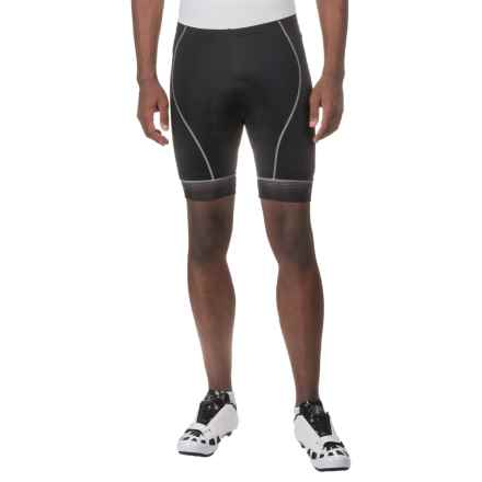 Funkier Summer Elite Gel-Padded Bike Shorts (For Men) in Black - Closeouts